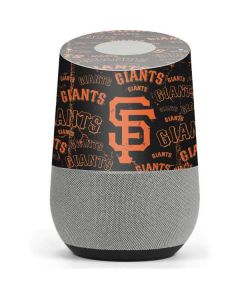 San Francisco Giants - Cap Logo Blast Google Home Skin