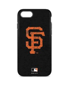 San Francisco Giants - Solid Distressed iPhone 7 Pro Case