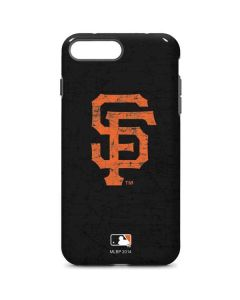 San Francisco Giants - Solid Distressed iPhone 8 Plus Pro Case