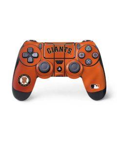 San Francisco Giants Alternate Home Jersey PS4 Pro/Slim Controller Skin