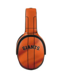 San Francisco Giants Alternate Home Jersey Skullcandy Venue Skin