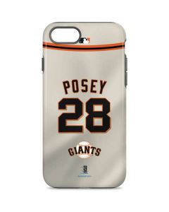 San Francisco Giants Buster Posey #28 iPhone 7 Pro Case