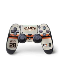 San Francisco Giants Buster Posey #28 PS4 Pro/Slim Controller Skin