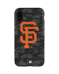 San Francisco Giants Digi Camo iPhone XR Pro Case