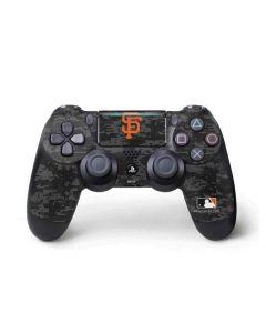 San Francisco Giants Digi Camo PS4 Pro/Slim Controller Skin