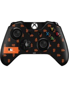 San Francisco Giants Full Count Xbox One Controller Skin