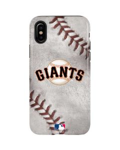 San Francisco Giants Game Ball iPhone XS Max Pro Case