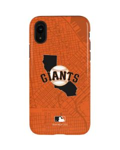 San Francisco Giants Home Turf iPhone XR Pro Case