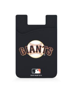 San Francisco Giants Phone Wallet Sleeve