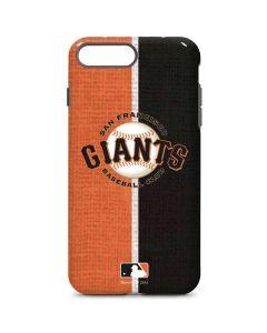 San Francisco Giants Split iPhone 8 Plus Pro Case