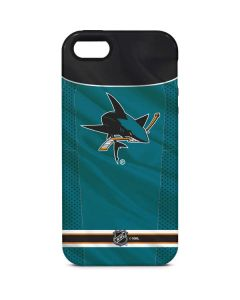 San Jose Sharks Home Jersey iPhone 5/5s/SE Pro Case