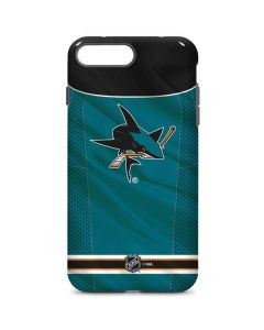 San Jose Sharks Home Jersey iPhone 8 Plus Pro Case