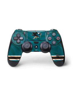 San Jose Sharks Home Jersey PS4 Pro/Slim Controller Skin
