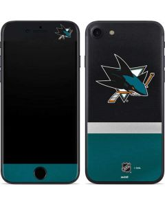 San Jose Sharks Jersey iPhone 7 Skin