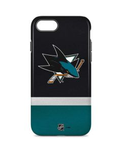 San Jose Sharks Jersey iPhone 8 Pro Case