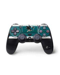 San Jose Sharks Jersey PS4 Pro/Slim Controller Skin