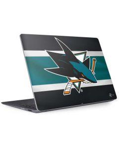 San Jose Sharks Jersey Surface Laptop 2 Skin