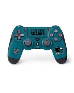 San Jose Sharks Lineup PS4 Pro/Slim Controller Skin