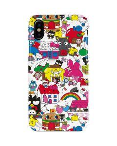 Sanrio World iPhone XS Max Lite Case