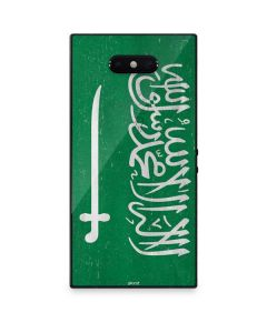 Saudi Arabia Flag Distressed Razer Phone 2 Skin