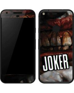 Say Cheese - The Joker Google Pixel Skin
