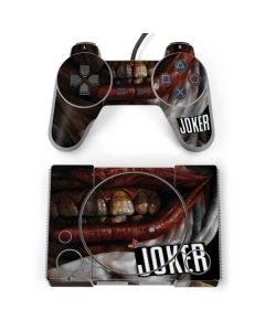 Say Cheese - The Joker PlayStation Classic Bundle Skin