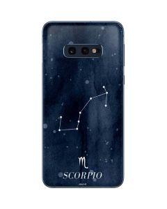 Scorpio Constellation Galaxy S10e Skin