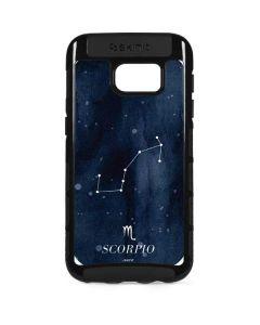 Scorpio Constellation Galaxy S7 Edge Cargo Case