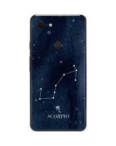 Scorpio Constellation Google Pixel 3 XL Skin