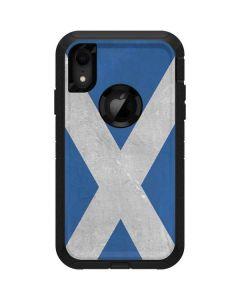 Scotland Flag Distressed Otterbox Defender iPhone Skin