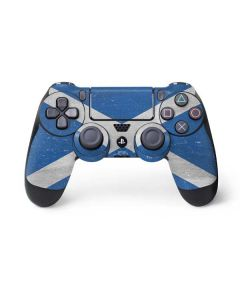Scotland Flag Distressed PS4 Controller Skin