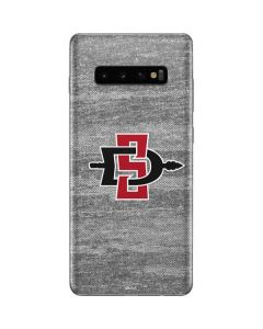 SDSU Aztecs Logo Galaxy S10 Plus Skin