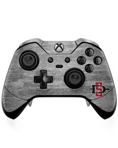 SDSU Aztecs Logo Xbox One Elite Controller Skin