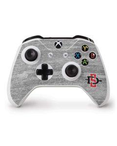 SDSU Aztecs Logo Xbox One S Controller Skin
