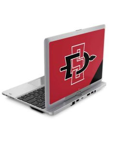 SDSU Logo Elitebook Revolve 810 Skin
