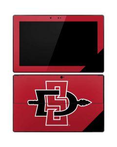 SDSU Logo Surface Pro Tablet Skin