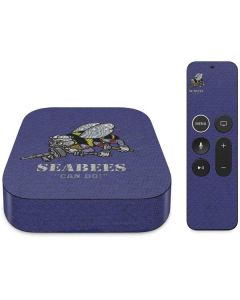Seabees Can Do Apple TV Skin