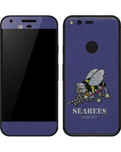 Seabees Can Do Google Pixel Skin