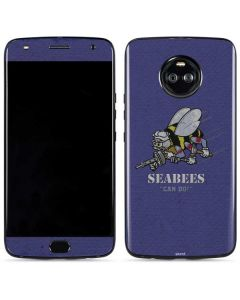 Seabees Can Do Moto X4 Skin