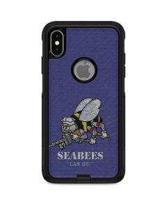 Seabees Can Do Otterbox Commuter iPhone Skin