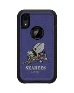 Seabees Can Do Otterbox Defender iPhone Skin
