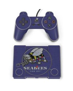 Seabees Can Do PlayStation Classic Bundle Skin