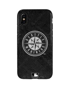 Seattle Mariners Dark Wash iPhone XS Max Pro Case
