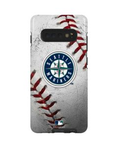 Seattle Mariners Game Ball Galaxy S10 Plus Pro Case