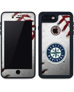 Seattle Mariners Game Ball iPhone 8 Plus Waterproof Case