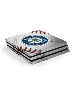 Seattle Mariners Game Ball PS4 Pro Console Skin