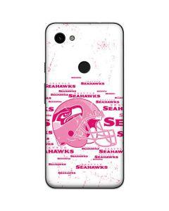 Seattle Seahawks - Blast Pink Google Pixel 3a Skin