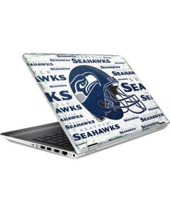 Seattle Seahawks - Blast White HP Pavilion Skin