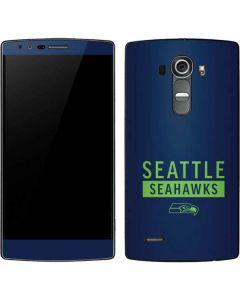 Seattle Seahawks Blue Performance Series G4 Skin