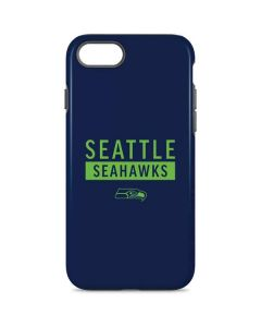 Seattle Seahawks Blue Performance Series iPhone 7 Pro Case